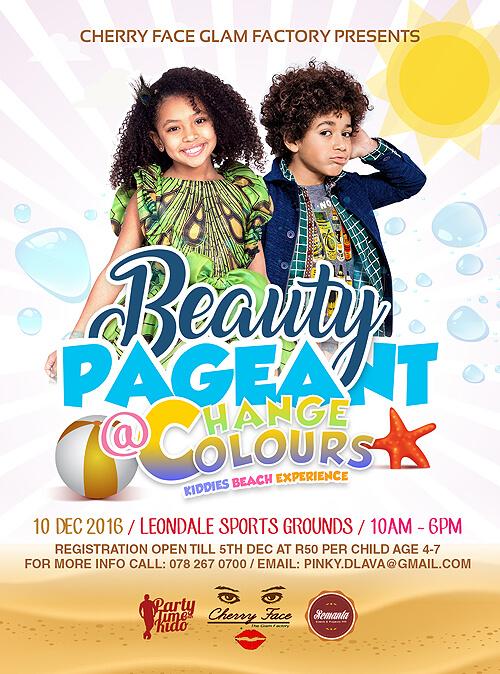 kids beauty pageant